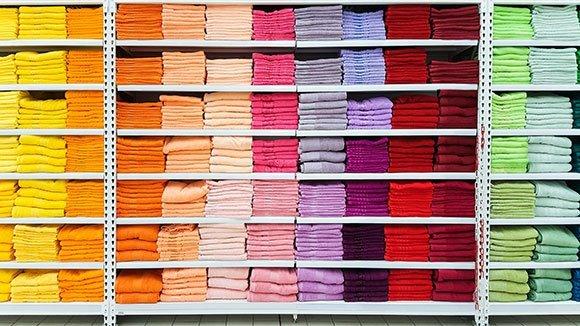 Ποικιλια σε Πετσετες